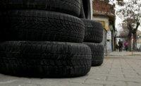 Задържаха мъжа, запалил сервиз за гуми във Варна