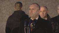 Румен Радев: Свободата е най-силният имунитет срещу всякакви политически вируси