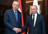 Среща между Ердоган и Путин за ситуацията в Сирия на 5 март