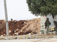 Двама турски войници са убити в Идлиб