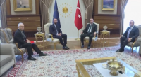 Европейските лидери на посещение в Анкара заради ситуацията с бежанците