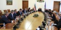 Борисов: Има 5 мерки за области без потвърден случай на COVID-19 и 8 - за области с потвърдени случаи