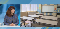 Ваня Кастрева: Очаквам от понеделник всички ученици от София да бъдат в клас