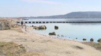 Строители унищожиха част от плажа на варненското село Казашко