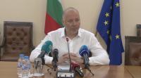 НА ЖИВО: Изявление на Росен Желязков в Министерство на транспорта