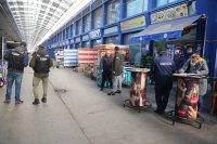 """Затвориха 28 обекта в стоков базар """"Илиянци"""""""