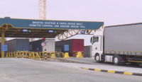 Интензивен трафик на Дунав мост при Русе, няма опашки