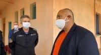 Премиерът Борисов е в Калофер за инспекцията на предпазни облекла