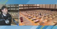 Спортната зала във Варна става полева болница