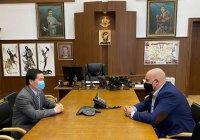 Главният прокурор и посланика на Китай у нас обсъдиха международното сътрудничество в борбата с COVID-19