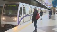 Влаковете в метрото ще са по сгъстен график, за да няма струпване на пътници