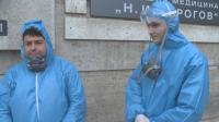 """Доброволците в """"Пирогов"""" - кои са лицата под маските?"""