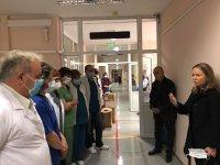 Транспортна болница в Пловдив е подготвена за консултиране и прием на пациенти със съмнения за COVID-19