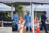 Губернаторът на Флорида наложи пълна блокада на щата