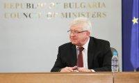 Министър Ананиев отменя заповедта си за задължително носене на маски до постигане на консенсус