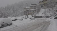 40 см сняг се натрупа в Родопите