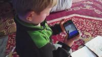 Сирийчета учат дистанционно заради коронавируса