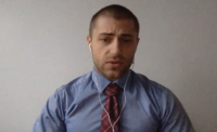 Българин от Видин е сред пазителите на реда в САЩ в извънредната ситуация