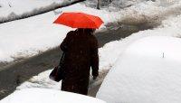 Застудяване и сняг
