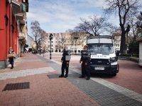 Спират отпуските на полицаите в Пловдив от понеделник