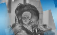 """Хит в интернет - фризьор създаде прическа """"Генерал Мутафчийски"""""""
