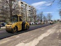 В Пловдив продължава ремонтът на вътрешноквартални улици