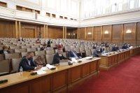 снимка 2 Комисията по бюджет и финанси прие на второ четене актуализацията на бюджета