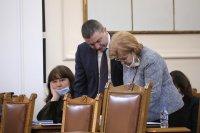 снимка 6 Комисията по бюджет и финанси прие на второ четене актуализацията на бюджета