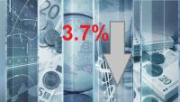 Световната банка: 3,7% спад на българската икономика през 2020 г.