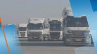 Над 100 български камиона са блокирани на границата край Свиленград