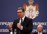 Синът на сръбския президент Вучич е с коронавирус