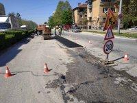 Ударно ремонтират улици в Пловдив