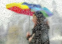Код жълто за силни гръмотевични бури