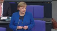 Германският канцлер е обект на хакерска атака