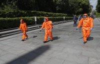 СЗО: Пръскането с дезинфектант по улиците не елиминира коронавируса