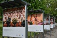 """Фотоизложба """"Отвъд песента"""" отбелязва 60-годишнината на Детския хор на БНР"""