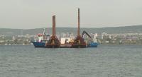 Съдебен иск срещу фирмата, изградила тръбопровода във Варненското езеро
