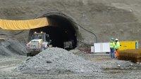 """МРРБ и Пътната агенция проверяват строителството на тунел """"Железница"""""""