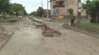 Силна гръмотевична буря удари в Козлодуй късно снощи