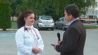 От Мюнхен до Пазарджик - д-р Кристина Дечева се отзова на призив за доброволци