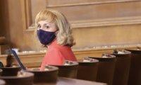 Парламентът преизбра Диана Ковачева за омбудсман