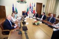 Започна Четиристранната среща, инициирана от Борисов, за облекчаване на мерките при пътувания