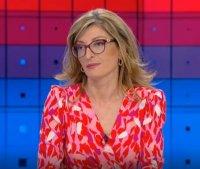 Екатерина Захариева: Нападките на президента Радев стават все по-абсурдни