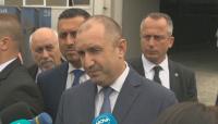 Румен Радев: Ако аз управлявах България, нямаше да се краде