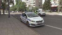 Заловиха 1 271 нарушителя при акция скорост на пътна полиция в Бургас