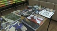 Дариха над 250 книги за библиотеката и музея в Кюстендил