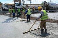 Напредват ремонтните дейности на Аспаруховия мост във Варна
