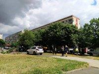 Пожар в жилищен блок в Бургас, няма пострадали