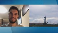 Виктор Данчев: Мисията на SpaceX прави Космоса все по-достъпен