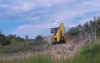Сигнал за разорани дюни на плажа в Ахтопол